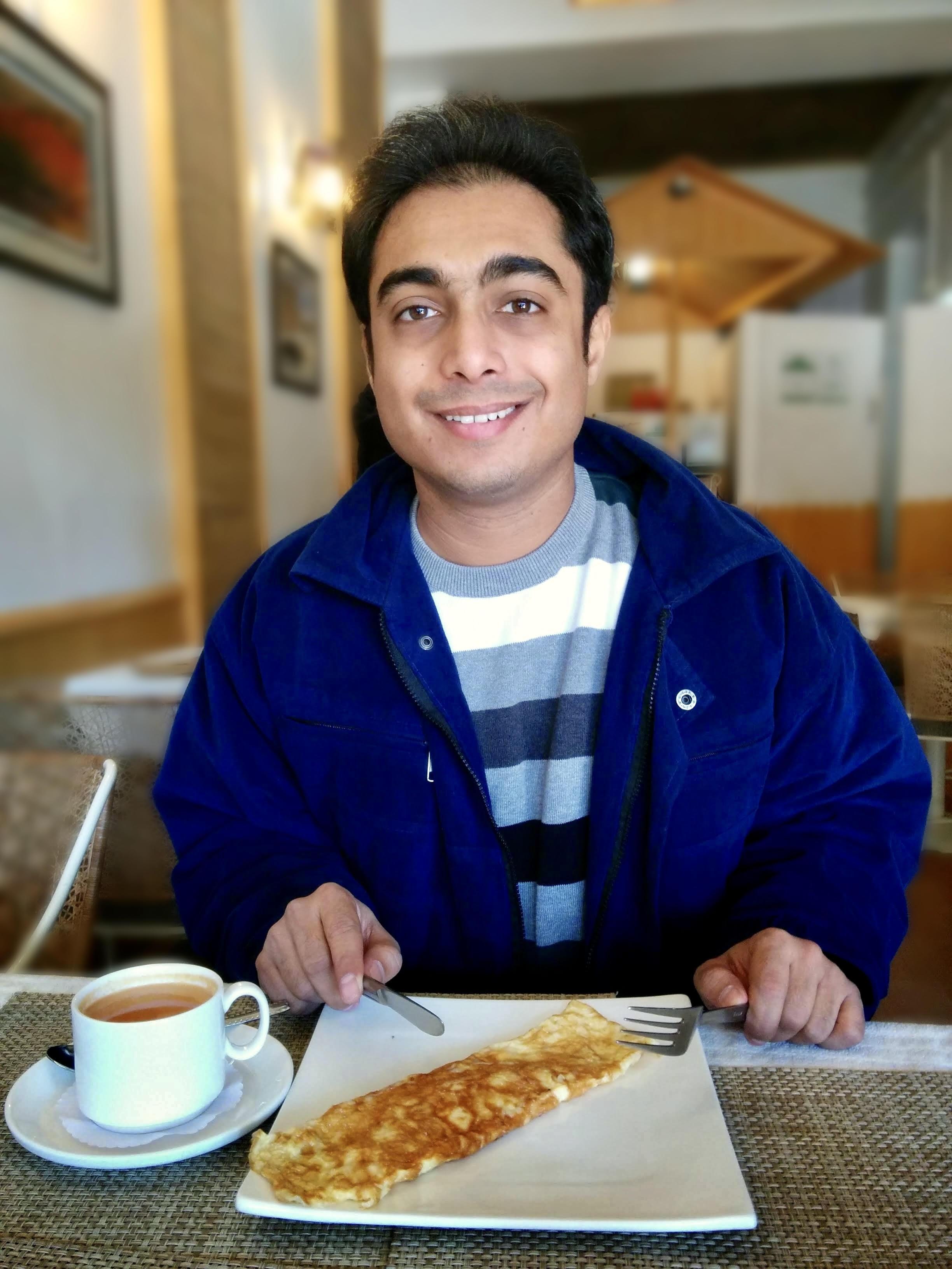 Pranav user icon